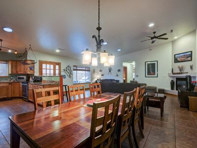 Photo for A community pool and private jetted tub await from this dog-friendly home!