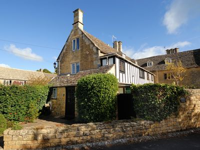 Photo for Cloisters Cottage in Bourton-on-the-water With Off Road Park For Two Cars