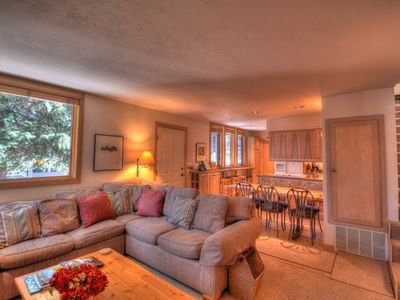 Photo for Tamarack Townhouses 01 : No Cleaning Fees.  Free Aspen Airport Transportation