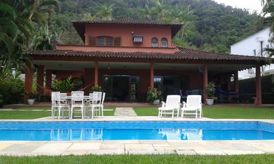 Photo for House with Pool in a high standard condominium - Costa Verde Tabatinga