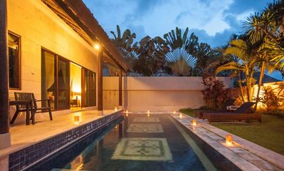 Photo for CHARMING PRIVATE POOL VILA IN ULUWATU