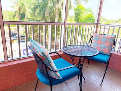 Photo for Bay View Efficiency on Fort Myers Beach/Estero Island- Unit 205