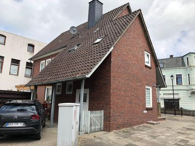 Photo for 3BR Apartment Vacation Rental in Nordenham Blexen, NDS
