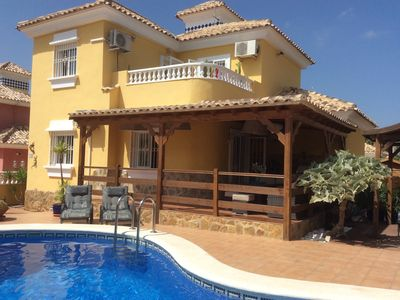 Photo for Luxury Detached Villa With Private Pool