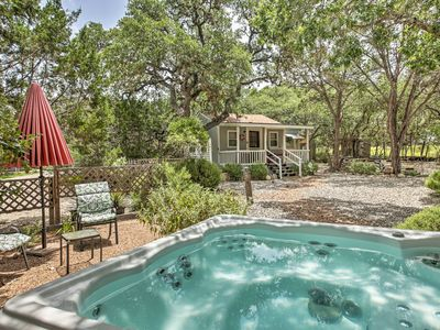 Photo for Charming Canyon Lake Cottage w/ Pool & BBQ Pit!