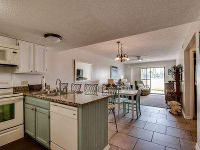 Photo for GULF SIDE CONDO, IN THE MIDDLE OF IT ALL IN ORANGE BEACH!