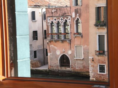 Photo for Amazing Canal View - Venice Apartment