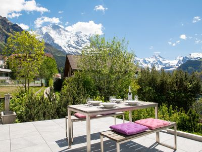 Photo for Chalet Arven - top location, newly renovated