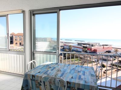 Photo for Ideal apartment for 4/6 people, sea view Ref. 2899