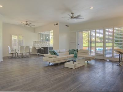 Photo for Beautiful Home with Golf Course View