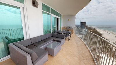 Stunning Gulf Front Views! Make Happy Memories at Turquoise Place!