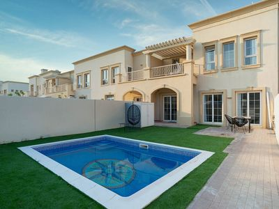 Photo for Beautiful 3 Bed Villa | Private Pool | The Springs