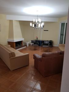 Photo for Mansion with 10 rooms near the sea in Jurere Internacional.