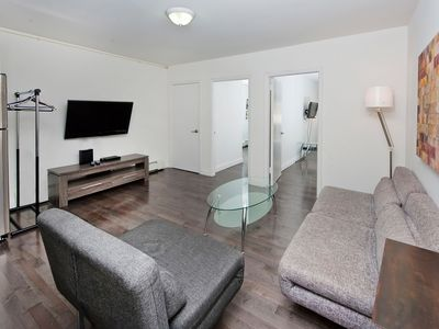 Photo for Elegant Upscale 2 BR on Midtown East - Two Bedroom Apartment, Sleeps 6