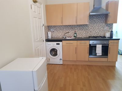 Photo for Clean, private place and very good transport links to Central London
