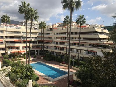 Photo for Parque Marbella 62A Central 3 bedrooms with pool and WIFI