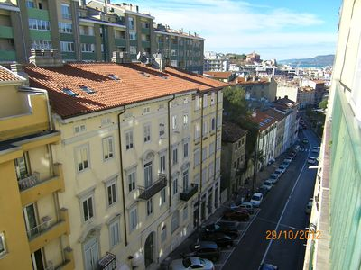 Photo for Living Trieste in comfort