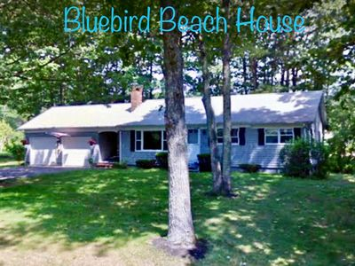 Photo for Moody Beach is only a 1/2 mi walk away! Located in a Quiet Neighborhood.