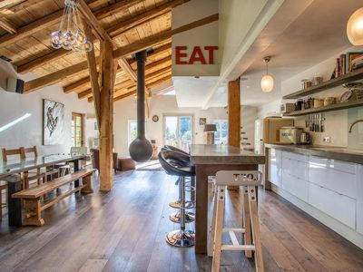 Photo for Chalet Suay is a gorgeous 18th Century farmhouse in Servoz near Chamonix