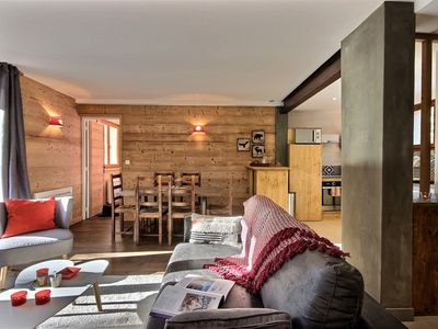 Photo for Apartment in a Chalet in Serre-Chevalier