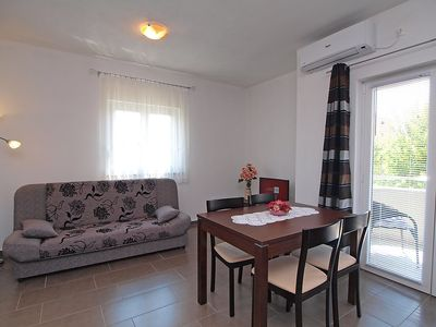 Photo for Apartment in the center of Vodice with Internet, Air conditioning, Parking, Balcony (333479)