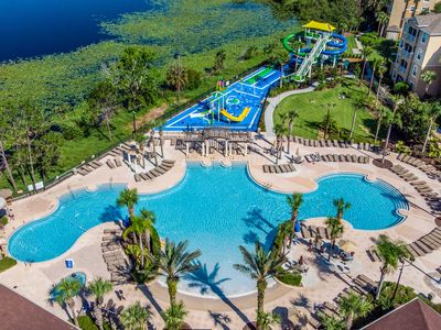 Photo for Resort Home w/Pool & Hot Tub - 2 Miles to Disney!