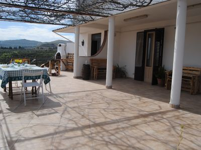Photo for HOLIDAY HOUSE BARONE BETWEEN SICILY PALERMO CEFALU
