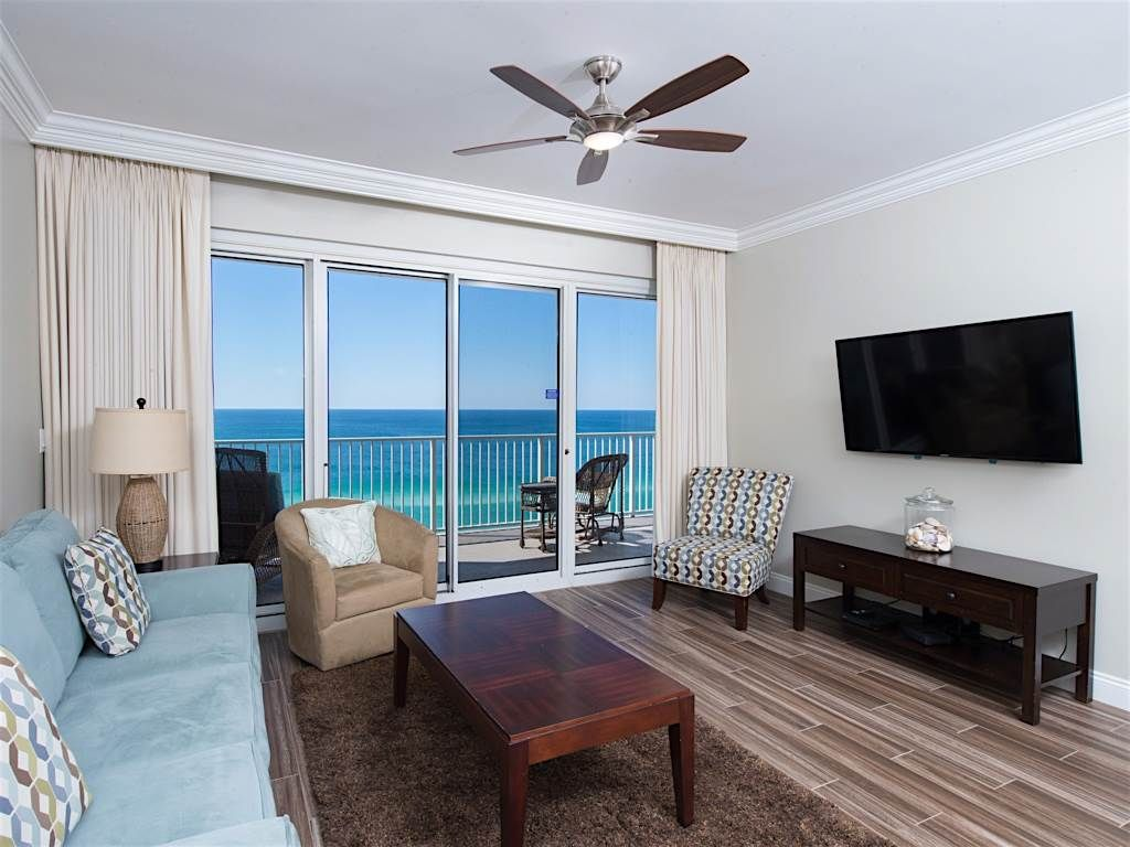 Picturesque Condo At Tops L Elegant Coastal Decor Direct Gulf Front Views Washer Dryer In Unit Miramar Beach