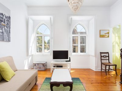 Photo for 1 bedroom apartment with lots of charm and brightness