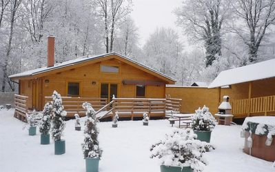 Photo for 3BR Cottage Vacation Rental in ?eská Ves, Olomouc Region