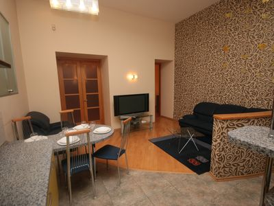 Photo for Apartment with 2 bedrooms in centre
