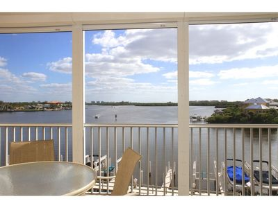 Photo for Barefoot Beach - Peaceful Updated Condo - Perfect Location too!
