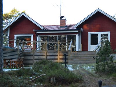 Photo for Family friendly house near the sea and nature, Ingarö, Stockholm