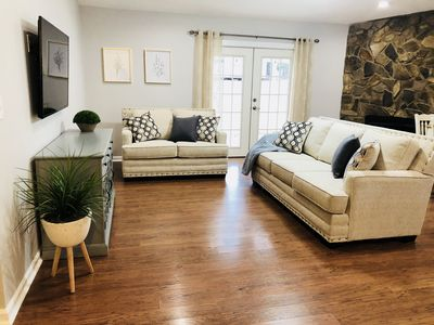 Photo for Comfy home in perfect location