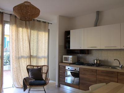 Photo for Holiday home in Castiglioncello in a modern complex