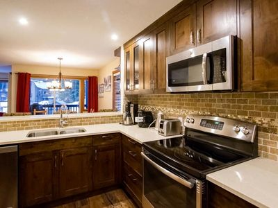 Photo for 3 Bedroom Whistler Creekside Townhouse