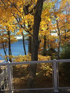 Photo for Beautiful Guest House on the shores of Lake Calabogie. I km from the base of the ski hill