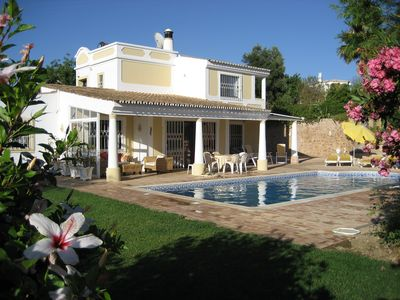 Photo for A Charming Villa Set In Tranquil Surroundings With Private Pool And Gardens