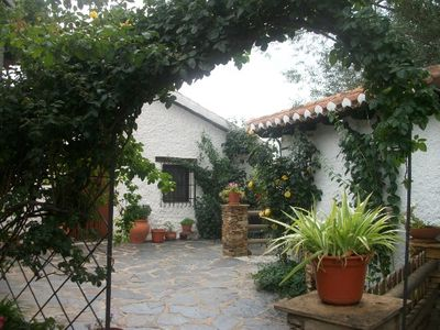 Photo for 4BR Cottage Vacation Rental in Jerez del Marquesado, Granada