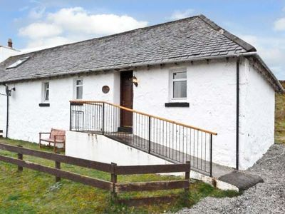 Photo for THE KEEPER'S COTTAGE, pet friendly in Dunvegan, Ref 6456