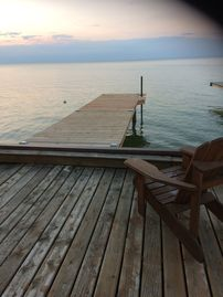 Lake Saint Clair, ON, Canada