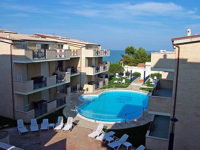 Photo for 2 bedroom Apartment, sleeps 6 in Santa Maria a Valle with Pool, Air Con and WiFi