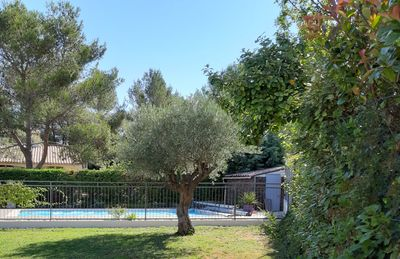 Photo for Beautiful air-conditioned villa of 200m² north of Montpellier in residential area