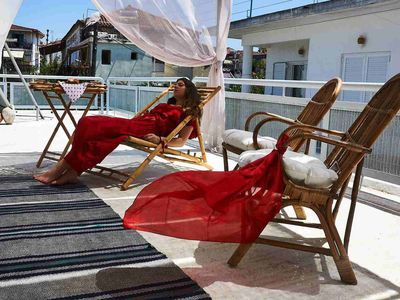 Photo for Maisonette Rouge, paradise by the beach
