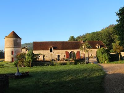 Photo for Large family house in a historic monument - Burgundy Chablis