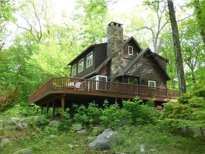 Photo for Charming Cabin 90 Minutes from NYC!!