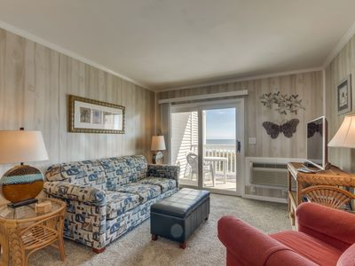 Photo for Cozy 1st floor oceanfront unit +  FREE DAILY ACTIVITIES!