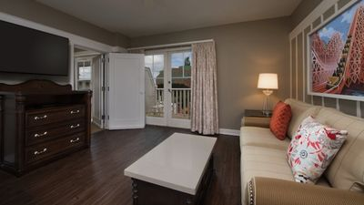 Photo for Disney's BoardWalk Villas - 1 bdrm villa - November 21 - November 25th, 2018