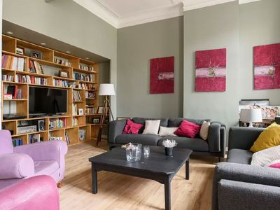 Photo for Large family apartment in the center of Marseille in Julien