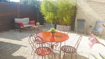 Photo for GREOUX BAINS T2 nine with terrace and private parking